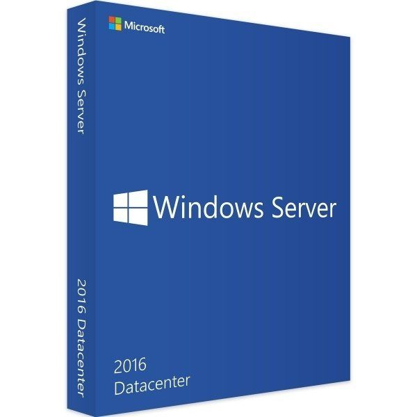Windows Server 2016 Datacenter OPEN